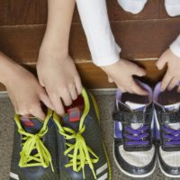 挨拶、靴を揃えるなどの基本的なマナーを身につけます!